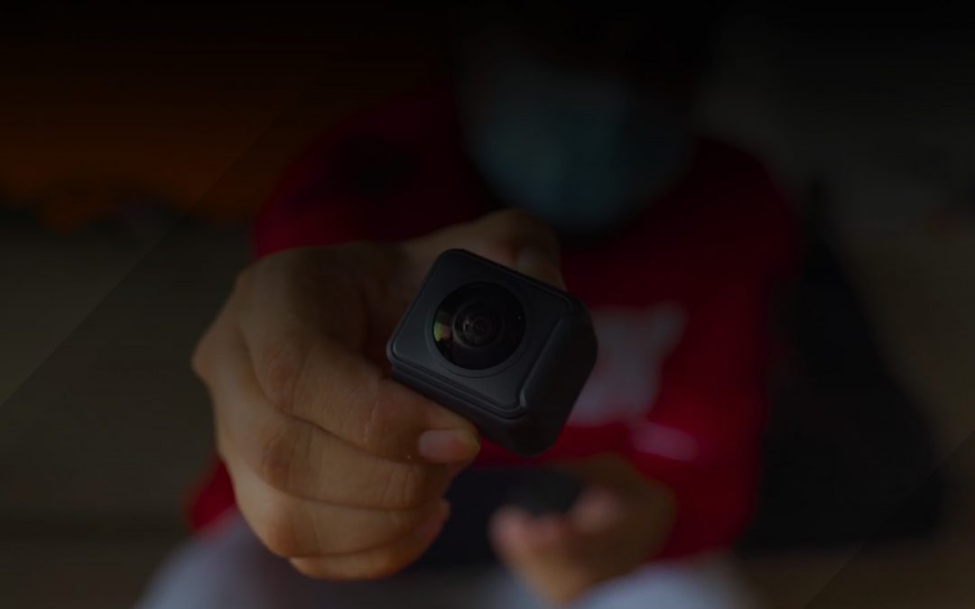 Why Insta360 One R for moto vlogging and travel?