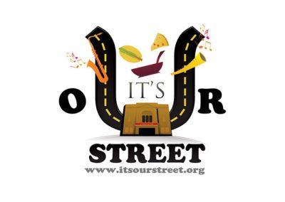 It's Our Street Logo