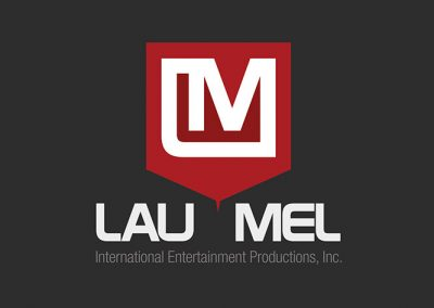 Laumel Productions Logo