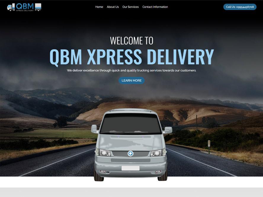 QBM Xpress Delivery
