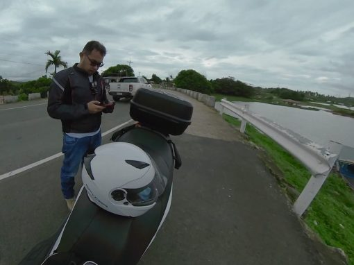 Laguna maxi scooter ride (all cities and municipalities)