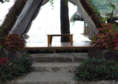 Rustic Farm Lakeside Resto bar in Binan Laguna