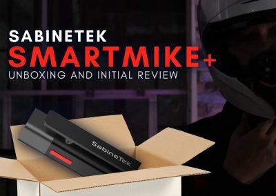 Sabinetek SmartMike+ Wireless Mic Unboxing and Initial Review